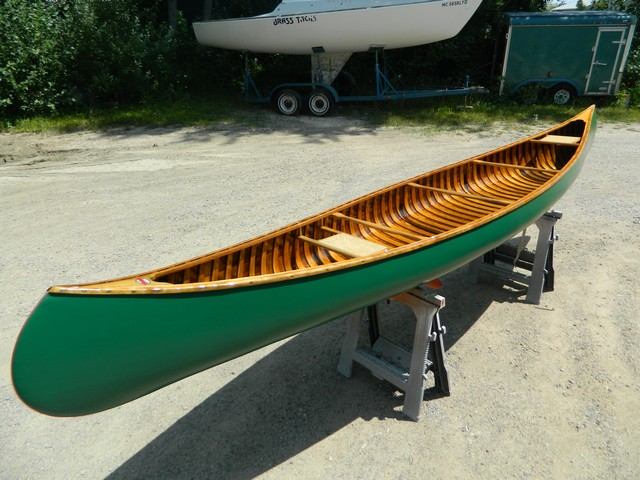 1942 Old Town Canoe - West Bay Boat Works