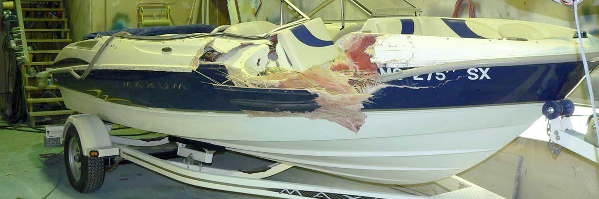 Boat Repair And Restoration In Traverse City Michigan